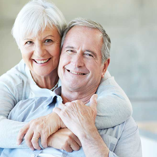 Śmiejący się dziadkowie | Protefix